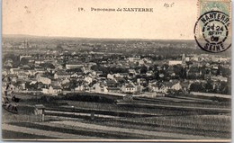 92 NANTERRE - Panorama Sur La Ville De Nanterre - Nanterre