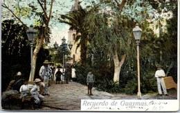 Mexique - Recuerdo De Guaymas - Mexiko