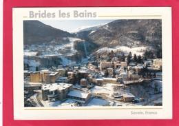 Modern Post Card Of Brides-les-Bains, Auvergne-Rhone-Alpes, France,A50. - Rhône-Alpes