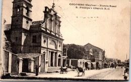 CEYLAN COLOMBO  [REF/S025637] - Cartes Postales