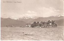 25) Isole Borromee - Lago Maggiore - 1933 - Verbania
