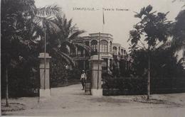 Stanleyville : Palais Du Gouverneur - Congo Belga - Otros