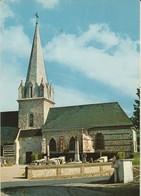 Vattetot Sur Mer - L'église-cpm - Other Municipalities