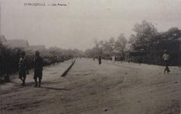 Stanleyville : Une Avenue - Congo Belge - Autres