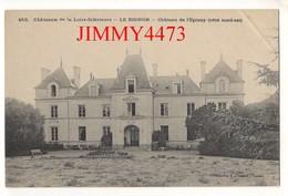 CPA - LE BIGNON 44 Loire Inf. - Château De L'Epinay ( Côté Nord-Est ) N° 453 - Coll. F. Chapeau Nantes - Andere Gemeenten