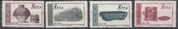 """P R CHINA, 1954,  """"Glorious Mother Country"""", MNH,  (**) - Neufs"""