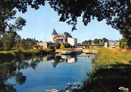 GUIPRY-MESSAC - L'écluse Et La Vilaine - Péniche - Francia