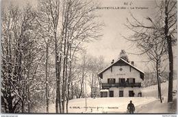 01 HAUTEVILLE - La Vorgette. - Frankrijk
