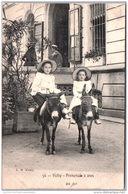03 VICHY - Promenade à ânes - Vichy