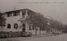 Stanleyville : Annexe De L'hotel Des Chutes, Propriètaire  S.C.E   Barman  La Lowa - Belgisch-Congo - Varia