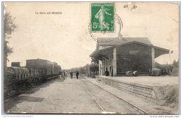 33 - La Gare AU MORON - Autres Communes
