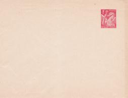 Carte Iris 1fr Rouge B2 Neuve - Postal Stamped Stationery