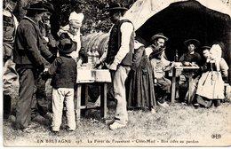 Finistère : Fouesnant : Bon Cidre Au Pardon - Fouesnant