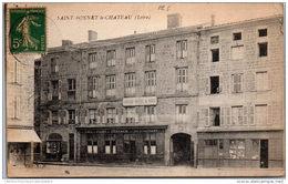 42 SAINT BONNET LE CHÂTEAU - Le Grand Hotel Du Nord - Francia