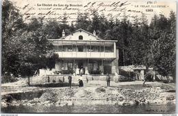 43 - Le Chalet Du Lac Du Bouchet. - Francia