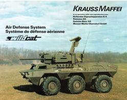 Fiche Krauss Maff Wildcat - Documenten