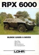 Fiche LOHR RPX 6000 - Documenten