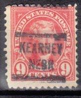 USA Precancel Vorausentwertung Preo, Locals Nebraska, Kearney 561-573 - Vereinigte Staaten