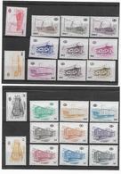 België  Spoor 433/454  Xx Postfris Facial 1595BFr +/-39,50 Euro - Chemins De Fer