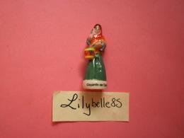 Feve PERSO En Porcelaine GEANT - GAYANTIN DE CANTIN - Série DEBLOCK 2011 ( Feves Figurine Miniature ) RARE - Région