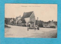 Villenauxe. - Duval - Place Saint-Jacques. - Autres Communes