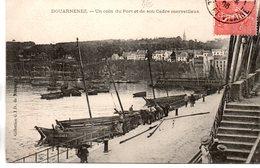 Finistère : Douarnenez : Un Coin Du Port - Douarnenez