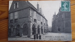 CPA MOULINS - Moulins