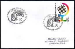 CHESS - ITALIA VILLAGGIO CITTA' DEL MARE (PA) 2007 - 20° CAMPIONATO ITALIANO GIOVANILE DI SCACCHI -SMALL SIZE COVER - Scacchi