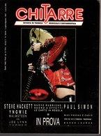 Revue De Musique -  Chitarre N° 28-29 - Steve Hackett Paul Simon - Musique
