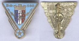 Insigne De La Base Aérienne 140 - Blida - Airforce