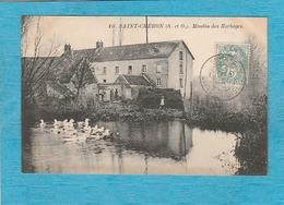 Saint-Chéron. - Moulin Des Herbages. - Saint Cheron