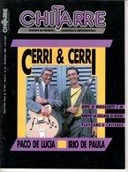 Revue De Musique -  Chitarre N° 32 - Cerri & Cerri Paco De Lucia Ect - Musique