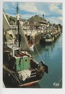 Trouville : Le Port De Pêche Sur La Touques (n°4210 Le Goubey) - Trouville