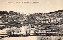 ODEILLO Vue Générale - Other Municipalities