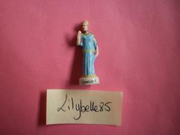 Feve Ancienne En Porcelaine - PENELOPE - Serie AMOUREUX CELEBRES 1997 ( Feves Figurine Miniature ) Rare - Personnages
