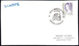 CHESS - ITALIA MAROSTICA (VI) 2000 - PARTITA A SCACCHI - CARD - Scacchi