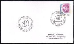CHESS ITALIA SAINT VINCENT 2005 - EUROPEAN CLUB CUP 2005 DI SCACCHI - CARD - Scacchi