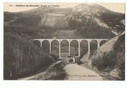 01 - CHATILLON De MICHAILLE - Viaduc De Trébillet  - 463 - Otros Municipios