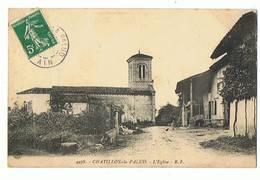 01 - CHATILLON La PALUD - L'église  - 466 - Francia