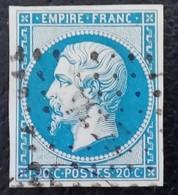 308 - 14B-  PC 2534 Napoleonville  Morbihan 54 - 1853-1860 Napoleon III
