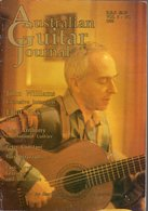 Revue De Musique -  Australian Guitar Journal N° 1 - 1990 - John Williams - Magazines & Newspapers
