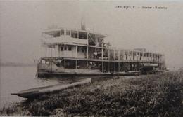 Stanleyville : Steamer Brabant - Congo Belge - Autres