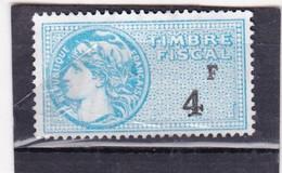 T.FS.U N°485 - Revenue Stamps