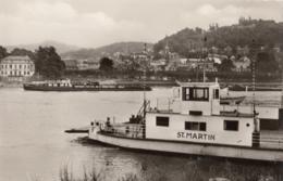 AK - Linz Am Rhein - Motorschiff ST. MARTIN - 1950 - Linz A. Rhein