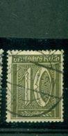Deutsches Reich, Ziffern Nr. 178 Gestempelt, Infla Geprüft - Used Stamps