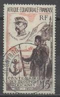 AFRIQUE-E-F  __PA N°62__ OBL VOIR SCAN - Used Stamps