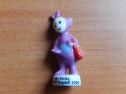 Fève -  RAGDOLL 2004 - TINKY WINKY - Dessins Animés