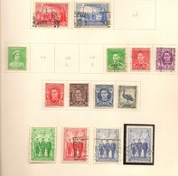 AUSTRALIE CONFEDERATION GEORGE VI - 1937-52 George VI