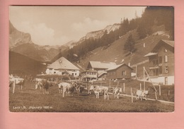 OLD POSTCARD - SWITZERLAND - SCHWEIZ - SUISSE -    LENK - AGRICULTURE - BE Berne