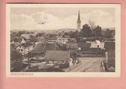 OLD POSTCARD - SWITZERLAND - SCHWEIZ - SUISSE -    HERZOGENBUCHSEE - BE Berne